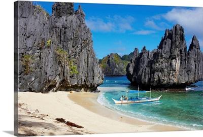 Philippines, Palawan, Southeast Asia, Pacific ocean, El Nido, Bacuit archipelago