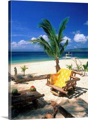 Philippines, Palawan, Tay Tay, Flower Island