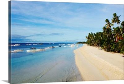 Philippines, Visayan islands, Visayas, Bohol island, Panglao, Alona beach