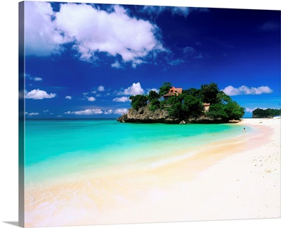 Philippines, Visayas, Boracay Island, Punta Bunga
