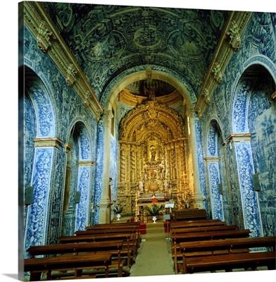 Portugal, Algarve, Almansil, Igreja de Sao Lourenco de Matos