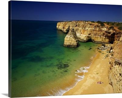 Portugal, Algarve, Praia Carneiros