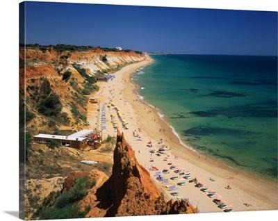 Portugal, Algarve, Praia da Falesia