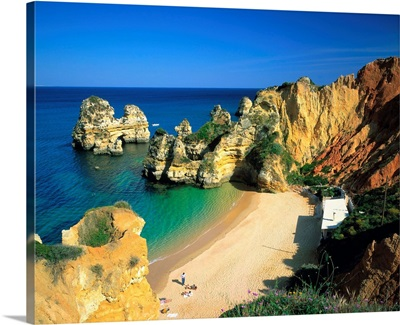 Portugal, Algarve, Praia do Camilo