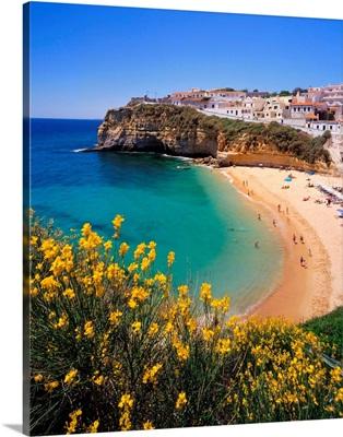 Portugal, Algarve, Praia do Carvalho