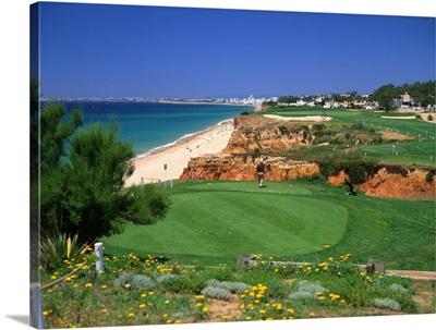Portugal, Algarve, Vale do Lobo Golf Club