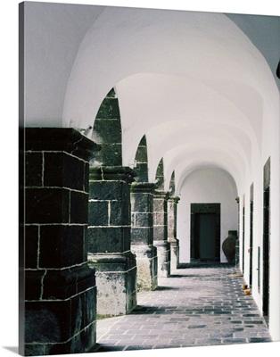 Portugal, Azores, Sao Miguel, Convento Sao Francisco