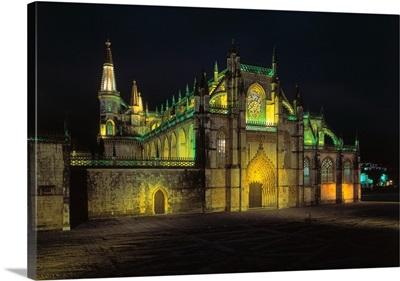 Portugal, Batalha, Mosteiro de Santa Maria da Vitoria