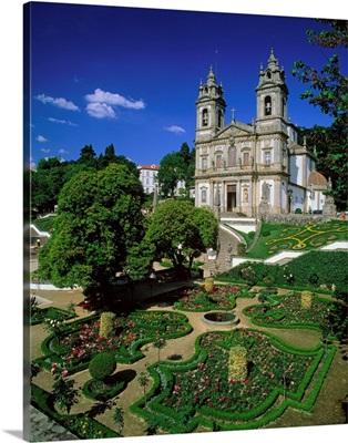 Portugal, Braga, Bom Jesus do Monte