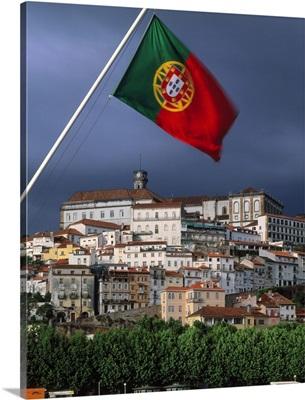 Portugal, Coimbra, Alcacova Hill and University