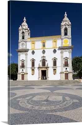 Portugal, Faro, Algarve, Faro, Igreja do Carmo