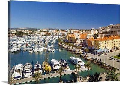 Portugal, Faro, Algarve, Vilamoura, Marina