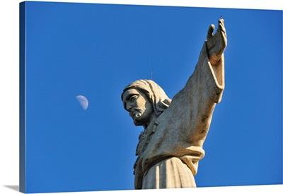 Portugal, Lisbon, Cristo Rei, Christ The King, 246 Feet High, Overlooks The City