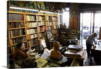 Portugal, Lisbon, Estremadura, Lisbon, Biblarte, antiquarian bookstore