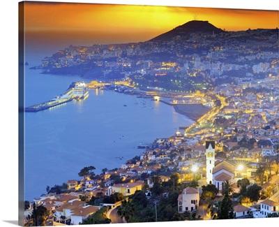Portugal, Madeira, Madeira island, Atlantic ocean, Funchal