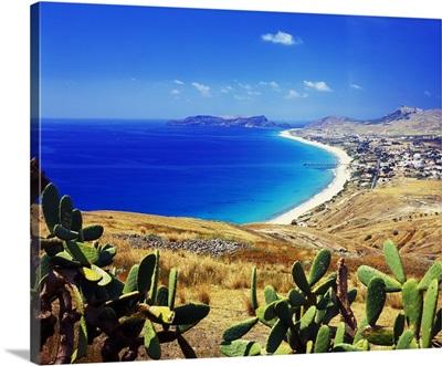 Portugal, Madeira, Porto Santo Island, Portela