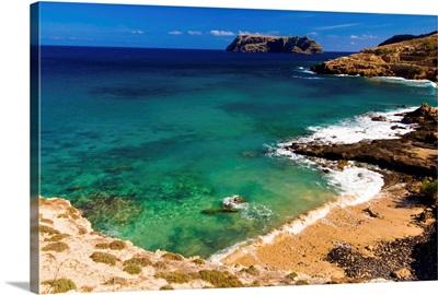 Portugal, Madeira, Porto Santo Island, Porto dos Frades