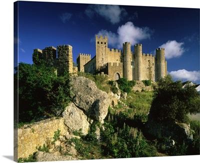 Portugal, Obidos, Castelo