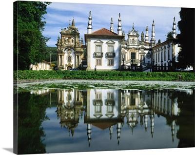 Portugal, Vila Real, Mateus, villa