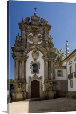 Portugal, Vila Real, Tras-os-Montes e Alto Douro, Vila Real, Mateus Palace