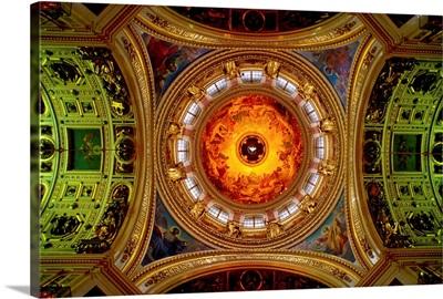 Russia, Saint Petersburg, (Leningrad), Saint Isaac's Cathedral, interior