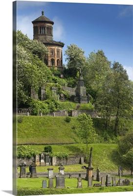 Scotland, Glasgow, Glasgow Necropolis
