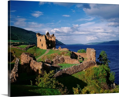 Scotland, Highlands, Loch Ness