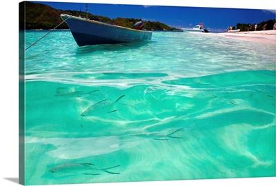Seychelles, Curieuse Island