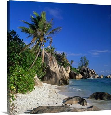 Seychelles, La Digue, Anse Source d'Argent