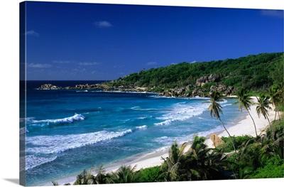 Seychelles, La Digue, Grand Anse