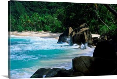 Seychelles, Mahe, Anse Intendance