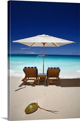 Seychelles, Praslin Island, Anse Georgette