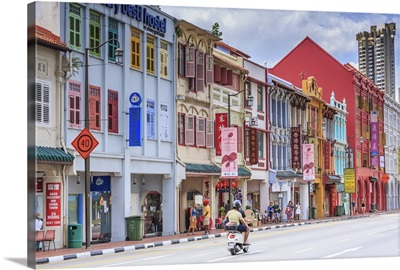 Singapore City, Chinatown shops