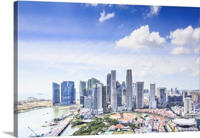 Singapore City, Financial District