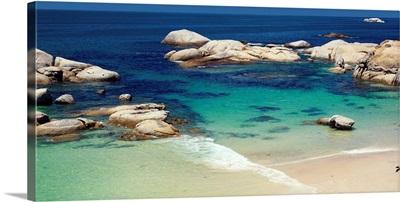 South Africa, Cape Peninsula, Simon's Town, Boulders Beach