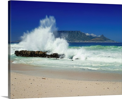 South Africa, Cape Town, Beach