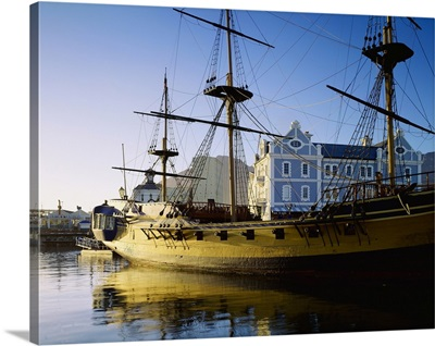 South Africa, Cape Town, Victoria Basin, harbor