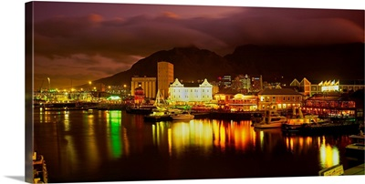 South Africa, Cape Town, Waterfront