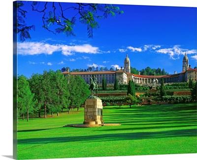 South Africa, Gauteng, Pretoria, Union Building
