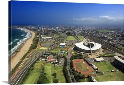 South Africa, Kwazulu Natal, Durban, Moses Mabhida Stadium