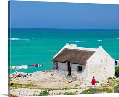 South Africa, Western Cape, Coast near Arniston village
