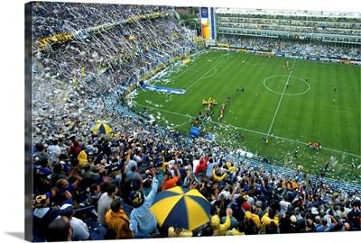 South America, Argentina, Buenos Aires, La Boca district