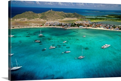 South America, Venezuela, Islas Los Roques, Gran Roque island