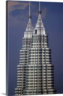 Southeast Asia, Malaysia, Kuala Lumpur, Petronas Towers