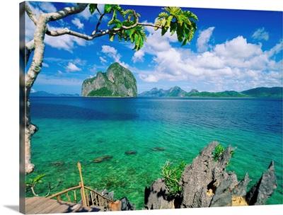 Southeast Asia, Philippines, Palawan, El Nido, Bacuit archipelago