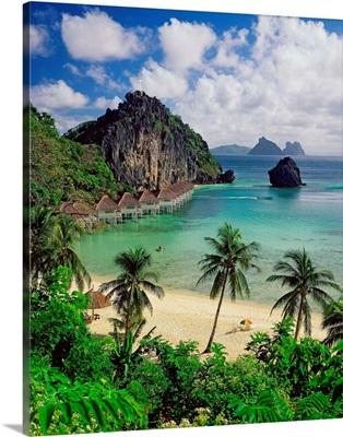 Southeast Asia, Philippines, Palawan, Palawan, Taytay bay, Apulit island