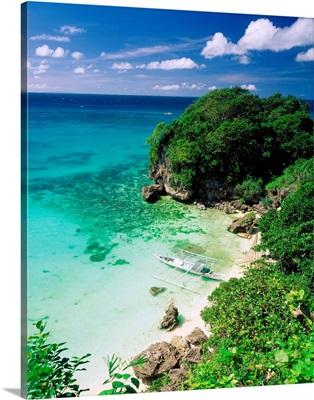 Southeast Asia, Philippines, Visayas, Balinghai beach