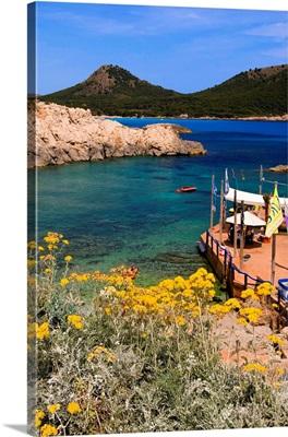 Spain, Balearic Islands, Mallorca, Cala Rajada
