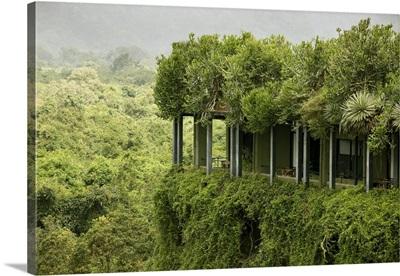 Sri Lanka, Dambulla, Heritance Kandalama Hotel