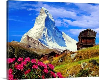 Switzerland, Matterhorn